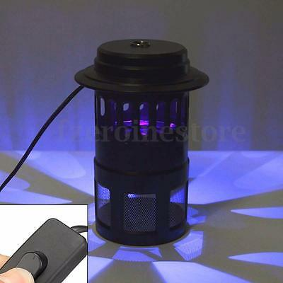 25cm Electronic UV LED Light Electric Mosquito Killer Fly Bug Insect Zapper Lamp
