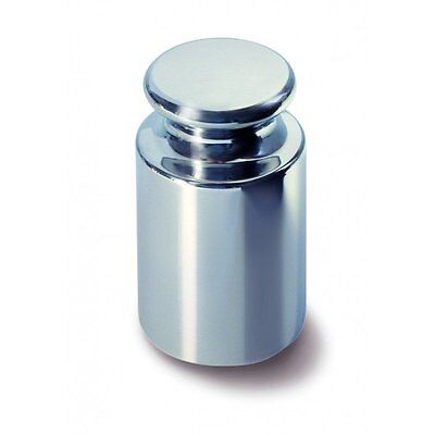 1g Stainless Steel Cylindrical Calibration Weight