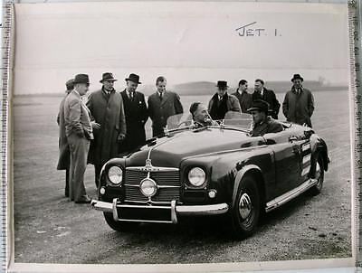 ROVER JET 1 - Press Photo - 1950s - The ROVER Company Limited