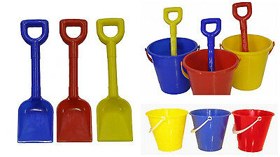 Toyrific 10'' Scoop Toddler Beach Spade / bucket pail in Assorted Colours 1 - 24