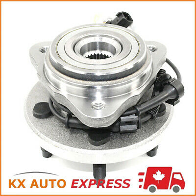 Front Wheel Bearing &Hub Assembly Ford Ranger 4x4 2010 2011 ABS Square Connector