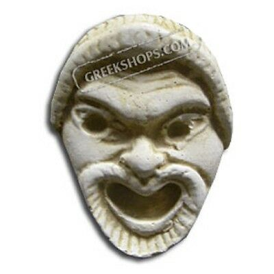 Ancient Greek Tragedy Magnet, Made of Casting Stone,