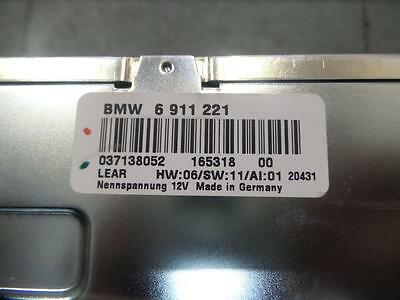 Bmw X5 Radio/cd/dvd/sat/tv Video Module, E53, 11/00-12/06 00 01 02 03 04 05 06