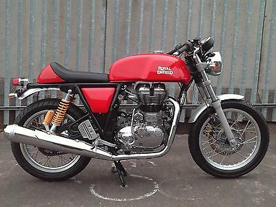 Royal Enfield Continental GT 535cc Naked 2015MY