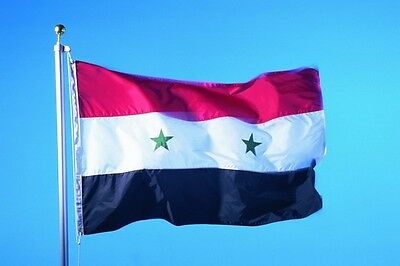 SYRIA national flag ,SYRIA country Flag Polyester 150x90cm Festival decor