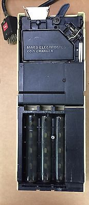Mars MEI TRC-6010XV Coin Changer, 15 pin 24v, 60 DAY UNLIMITED WARRANTY!