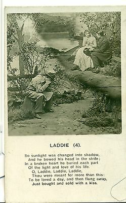 POSTCARD SONG CARDS Laddie (4)