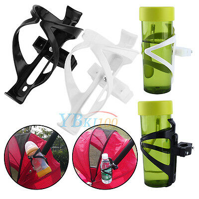 Milk Bottle Cup Holder for Baby Infant Kid Stroller Pram Pushchair Bicycle Buggy