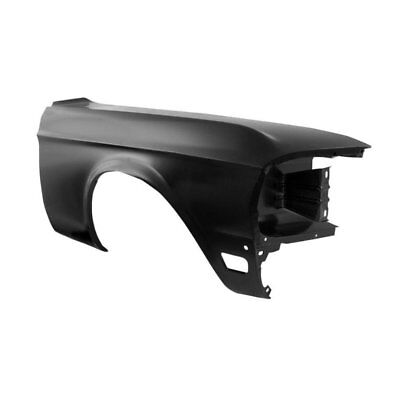 68 Mustang Front Fender - With Lamp Hole / Right / Passenger Side