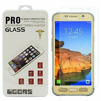 Premium Tempered Glass Screen Protector for Samsung Galaxy S7 Active
