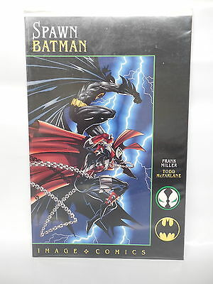 Spawn Batman One-Shot Image DC Comic Book Frank Miller & Todd McFarlane NM
