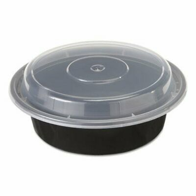 16-oz. Versatainer Round Food Containers, 150 Containers  (PAC NC718B)