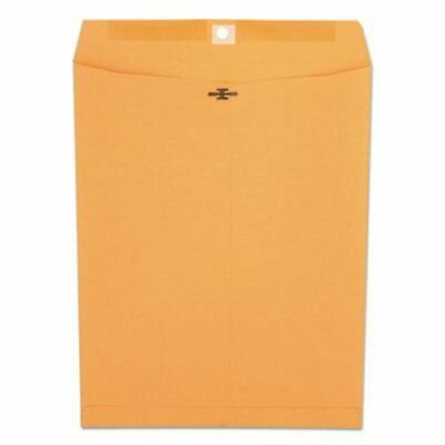 Universal Kraft Clasp Envelope, Side Seam, 10 x 13, 100 Envelopes (UNV44907)
