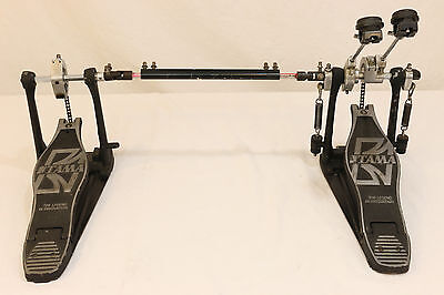Tama Twin Bass Pedal Iron Cobra Jr. Double Kick Pedals Chain Drive