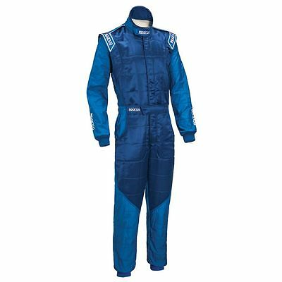 Sparco FIA Approved RS-5S Race/Rally Suit Blue Size  56