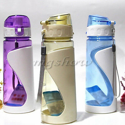 700ML Travel Outdoor Sports Bike Bicycle Cycling Water Bottle Drink Cup BPA FREE