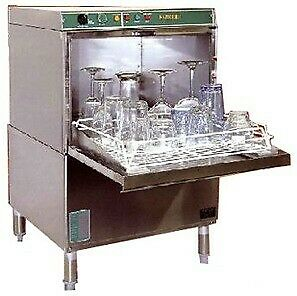 Eswood Compact Deluxe Free Standing Glass Washer CI-3BH DELUXE
