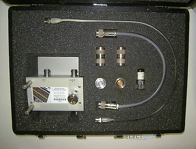 Agilent / Hp 41951A Impedance Test Kit For 100 Khz - 500 Mhz (Ref:324)