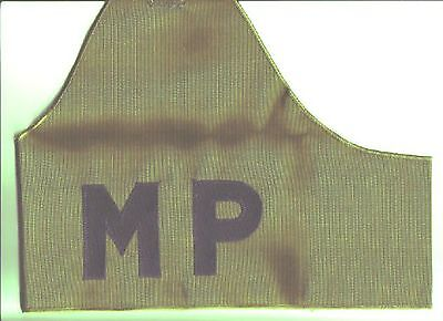Military Police Brassard Armband New The Length Is 20 Inches = 50 Centimeters OD