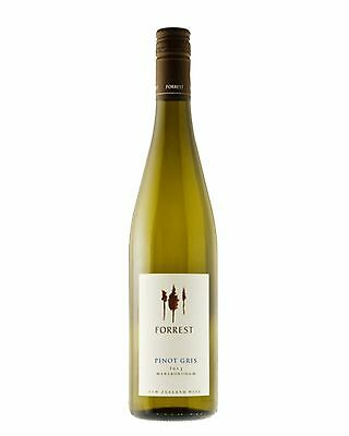 2013 X 6 Forrest  Marlborough NZ Pinot Gris