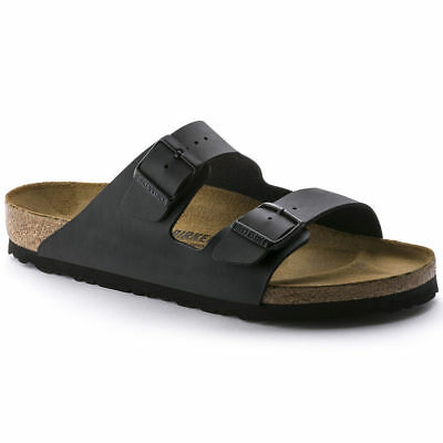 New Birkenstock Arizona Classic Sandals - Black - Made in Germany