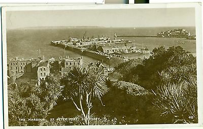 POSTCARD GUERNSEY St Peters Port