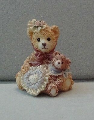 Bainbridge Bears {Heart Full Of Love} Mother And Son Porcelain