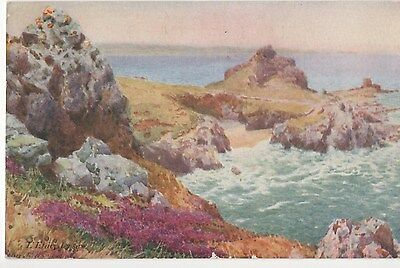 POSTCARD CHANNEL ISLANDS  L'Etac