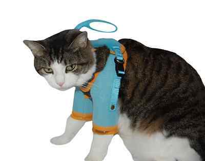Cat Grooming Harness,  adjustable, plus FREE case, From Healthy Kitty