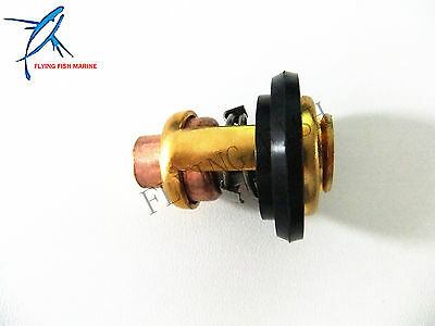 Thermostat 66M-12411-00-00 66M-12411-01-00 For Yamaha 4-Stroke Outboard Motor