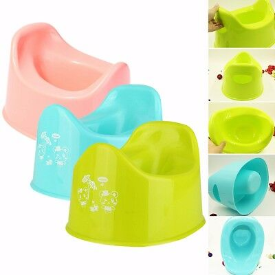 2 in 1 Toilet Seat Ring Cover Kids Child Toddler Adult Family Potty Training AU