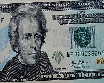 20 US Dollar United States Serie 2013 Pick/KM:New #