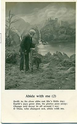 POSTCARD SONG Abide with me (2)