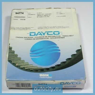 Dayco 94774 122RHX265H Timing Belt/Courroie crantee/Distributieriem/Zahnriemen