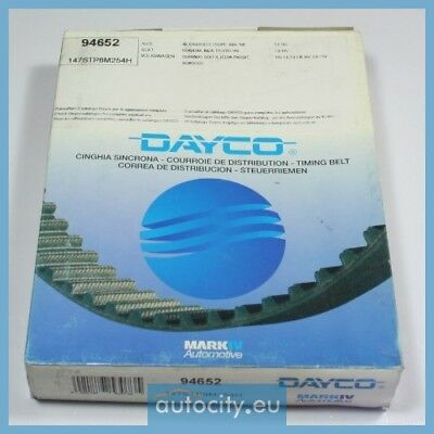 Dayco 94652 147STP254H Timing Belt/Courroie crantee/Distributieriem/Zahnriemen
