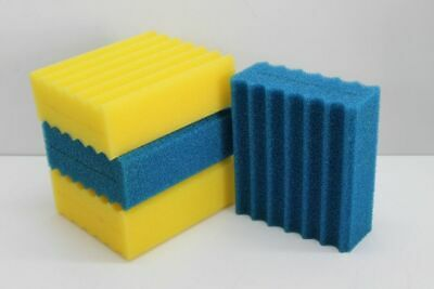 Spare Sponges for CBF-350 B, C Pond Filter Chamber Replacement Set