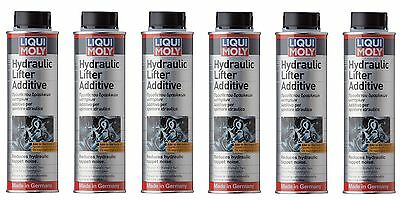 6x Liqui Moly Hydraulic Lifter Additive 300ml LiquiMoly 2770