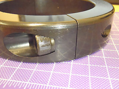 RULAND Black Oxide Steel Shaft Collar, 110mm Bore, MSPH-110-F !92C!