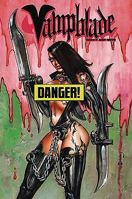 Vampblade #1 Aod Collectables Simon Bisley Limited 1 Of 1500 Risque Cover 2016