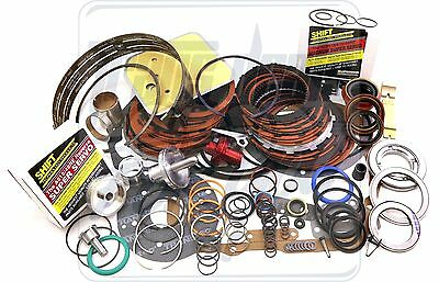 Dodge 46RE 47RE Red Eagle Kolene Powerpack Transmission Rebuild Kit L2 + Servos
