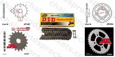 DID- X Ring Chain Kit 17t 38t 96 fits Yamaha RD400 DXE Alloy Wheel 78-80