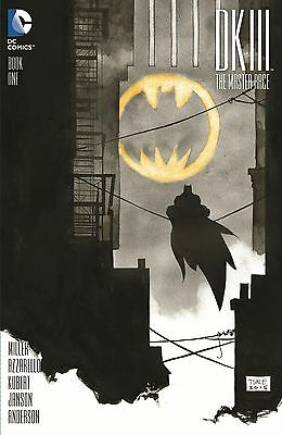 Dark Knight Iii Master Race #1 Heroes And Fantasies Tim Sale Color Cover Dc 2015