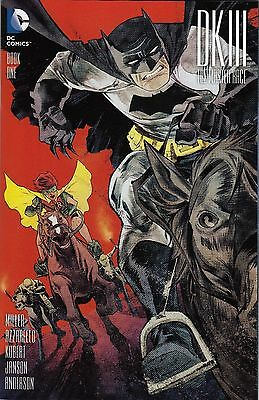 Dark Knight Iii Master Race #1 Silver Snail Francis Manapul Color Cover Dc 2015