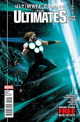 Ultimate Comics Ultimates #12 Marvel Comics