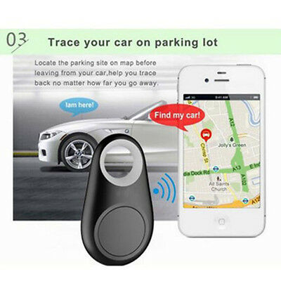 Spy Bluetooth Tracking Finder Device Auto Car Pets Kids Motorcycle Tracker HAP