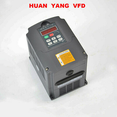 Good Quality Variable Frequency Drive Inverter Vfd 4Kw 380V 5Hp Huan Yang Brand