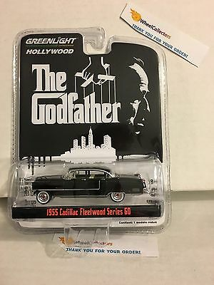 1955 Cadillac Fleetwood Series 60 * The Godfather * Greenlight Hollywood 14