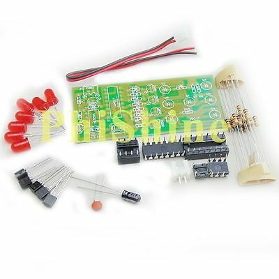 4.5-5V Dice Electronic DIY Suite DIY Kit for Student Class Electronic Learning