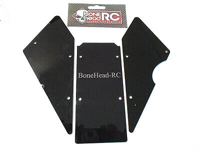 Boneheadrc Windows  Version 3, Cnc Machined, Compatible With Hpi Baja 5B/ss