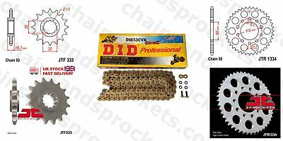 DID- Gold X Ring Heavy Duty Kit fits Honda VF750 CD/2 Magna Deluxe 95-04